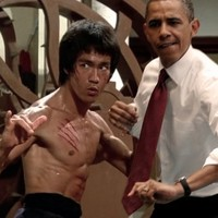 Barack Obama played ping-pong. The internet responded with an awesome Photoshop battle.