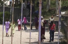 More than 1,000 Syrians refugees stream into Turkey fearing a massacre