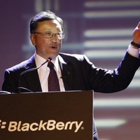 Blackberry surprises everyone by making a profit