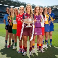 Galway start title defence and league champs Kilkenny in action - All-Ireland camogie throw-in