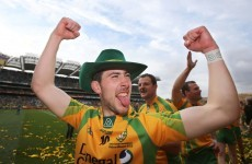 Mark McHugh will be playing for Donegal in New York this summer