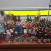 Gardaí seized all this alcohol on Portmarnock beach yesterday