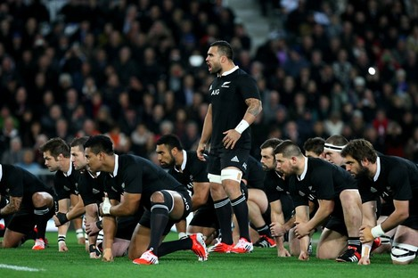 Haka leader Liam Messam has been dropped to the bench as Kieran Read returns.
