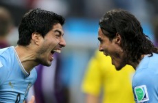 As it happened: Uruguay v England, World Cup Group D