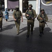 14-year-old Palestinian boy shot dead by Israel army during search for missing teenagers