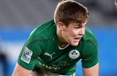 Second half surge sees New Zealand past Ireland U20s