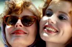 Susan Sarandon and Geena Davis perfectly recreated their Thelma and Louise selfie