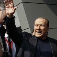 Berlusconi's 'bunga bunga' trial appeal begins, but he can't go as he's working in a hospice