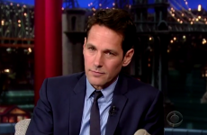 Paul Rudd had a run-in with Seamus Coleman's dad on a recent trip to Killybegs