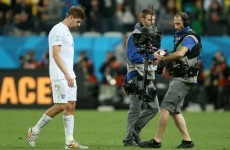 Gerrard's performance deemed so bad last night that Spanish paper AS didn't even rate him