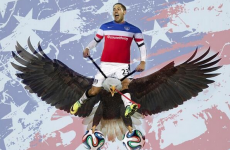 Ride that eagle Clint! It's the sporting tweets of the week