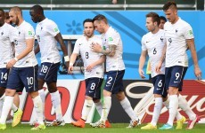 As it happened: Switzerland v France, World Cup Group E