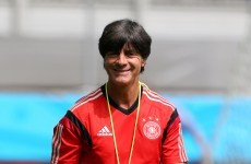 Brazilian climate gives Latin American teams advantage at World Cup - Löw