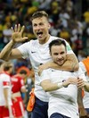 Breakfast at Bebeto's: All you need to know from the 9th night of World Cup action