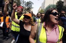 Greek ministers approve new austerity measures