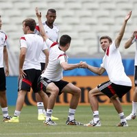 Germany hoping to avoid another case of 'second album syndrome' against Ghana