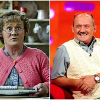 Lots of British people just found out Mrs Brown is actually a man