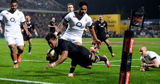 All Blacks on the brink of new world record after cruising past England