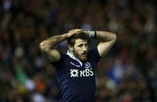 Scottish winning streak continues after Argentina miss last-minute drop goal