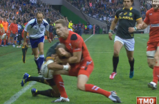 Late penalty try denies Wales their first ever win on South African soil