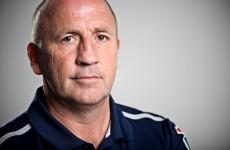 John Coleman is Sligo Rovers' new manager