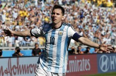 Majestic Messi breaks Iranian hearts with 90th minute winner