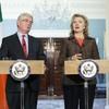 Gilmore begins three-day visit to Tanzania