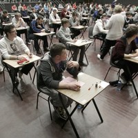 Day 3: Exam students tackle Geography and Maths papers