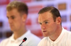 Wayne Rooney says England need to get 'nasty'