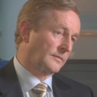 Here's a taster of Gay Byrne's interview with Enda Kenny tonight