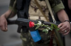 Ukraine's new president wants to talk to Russian rebels