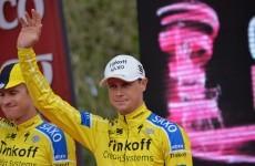 Ireland's Nicolas Roche wins Route du Sud title