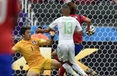 Algeria and South Korea serve up six-goal thriller