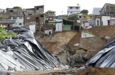 This is the sinkhole in Natal that could cause major World Cup problems