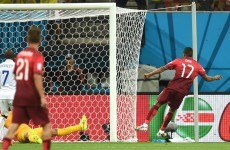 As it happened: USA v Portugal, World Cup Group G