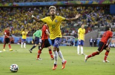 Brazil seeking spirit of 'Little Bird' Garrincha to seal Last 16 spot