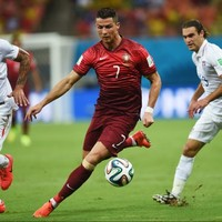 Cristiano Ronaldo goes Joga Bonito crazy against USA