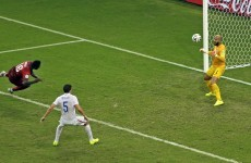 Ronaldo produces at the death as US denied famous win