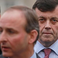 """""""He never faltered in the eye of the storm"""" - statement from Michéal Martin on the passing of Brian Lenihan"""