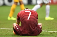 We're not good enough: Ronaldo delivers Portugal a cold, hard dose of reality