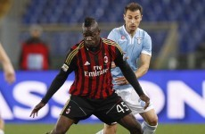 Arsenal target Balotelli isn't 'irreplaceable', insist Milan