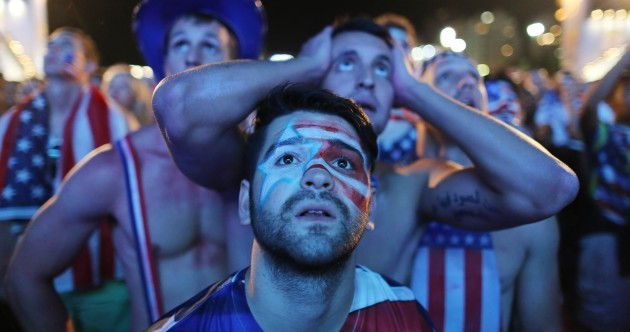 'Red, white and blew it' - Brilliant USA headline sums up World Cup heartbreak