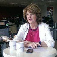 VIDEO: Joan Burton on how austerity affects her and Sinn Féin being an 'intensely populist party'