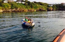 Coast Guard warnings after children found in tiny dinghy off Dublin coast