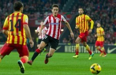 Reports: Manchester United set to sign Spanish midfielder Ander Herrera