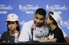 The Ryan Giggs of basketball, Tim Duncan, will play another season with the Spurs
