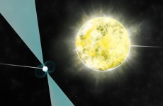 Ancient Earth-sized 'diamond' discovered in space