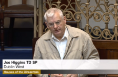 'Scandalous': One TD does not want gardaí at water meter protests