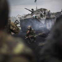 Nine soldiers killed as Ukraine helicopter shot down