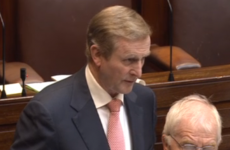 Micheál Martin asks Enda Kenny to withdraw a 'partisan slur', Taoiseach declines